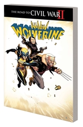 Picture of All-New Wolverine Vol 02 SC Civil War II