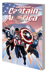 Picture of Captain America Sam Wilson Vol 02 SC Standoff