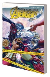 Picture of All-New All-Different Avengers Vol 02 SC Family Business