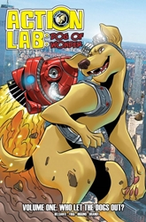 Picture of Action Lab Dog of Wonder TP VOL 01 Who Let the Dogs Out