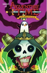 Picture of Adventure Time 2016 SpOooktacular One-Shot