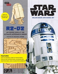 Picture of IncrediBuilds Star Wars R2-D2 Deluxe HC Model Set