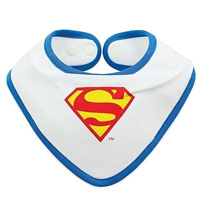 supermanprintedbandanabib