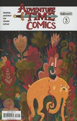 Picture of Adventure Time Comics #3 Ross Cover