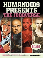 Picture of Humanoids Presents the Jodoverse One-Shot