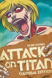 Picture of Attack on Titan Colossal Edition Vol 03 SC