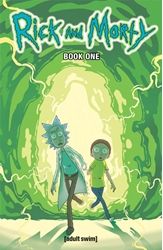 Picture of Rick and Morty HC VOL 01