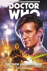 Picture of Doctor Who 11th Doctor Vol 04 SC Then and the Now