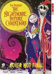 Picture of Nightmare Before Christmas HC Manga