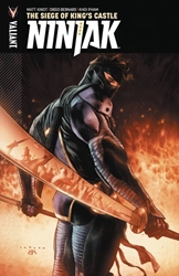 Picture of Ninjak TP VOL 04 Siege of King's Castle