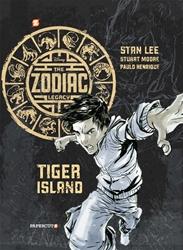 Picture of Zodiac Legacy Vol 01 SC Tiger Island