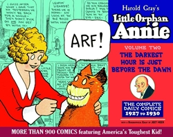 Picture of Complete Little Orphan Annie Dailies Vol 02 HC 1927-1929