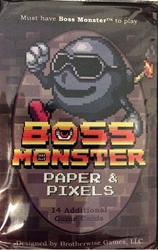 Picture of Boss Monster Paper and Pixels Card Game Pack