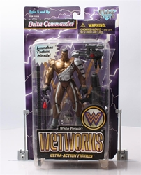 Picture of Wetworks Series 2 Delta Commander Action Figure