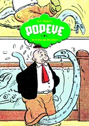 Picture of Popeye Vol 03 HC Lets You and Him Fight