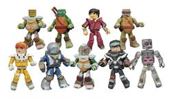 Picture of Tmnt Ninja Turtles Minimates Series 5 Blind Foil Pack