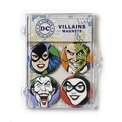 Picture of Batman Villains Magnets 4-Piece Set