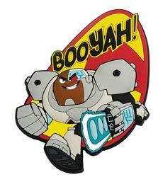 Picture of Teen Titans Go Cyborg Mega Magnet
