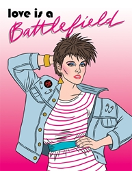 Picture of Love Is a Battlefield Card