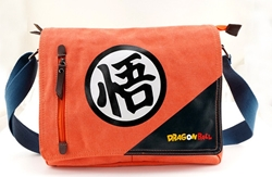 Picture of Dragon Ball Z Canvas Messenger Bag