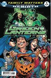 Picture of Green Lanterns #8