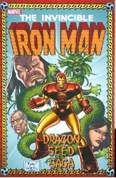 Picture of Iron Man SC the Dragon Seed Saga