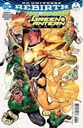 Picture of Hal Jordan and the Green Lantern Corps #7