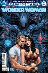 Picture of Wonder Woman #9