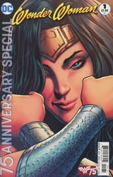 Picture of Wonder Woman 75th Anniversary Special #1 Sharp Var Ed