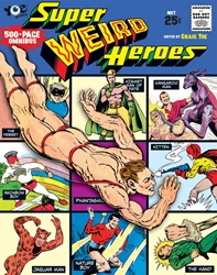 Picture of Super Weird Heroes HC