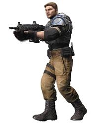 Picture of Ct Blue Gears of War 4 Jd Fenix Figure