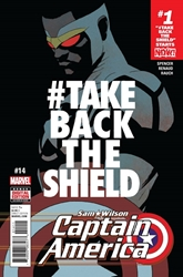 Picture of Captain America Sam Wilson #14