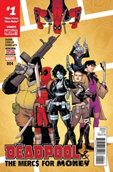 Picture of Deadpool and the Mercs for Money (2016) #4