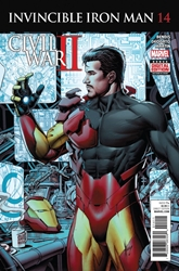 Picture of Invincible Iron Man (2015) #14