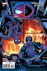 Picture of Spider-Man/Deadpool #10