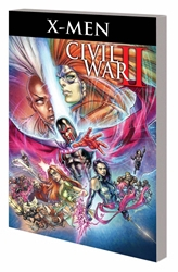 Picture of Civil War II X-Men SC