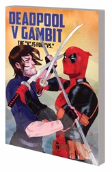 Picture of Deadpool v Gambit SC V Is for Versus