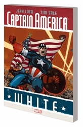 Picture of Captain America SC White