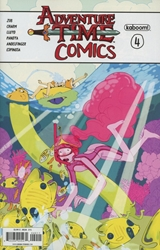 Picture of Adventure Time Comics #4