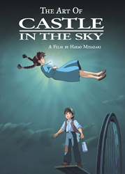 Picture of Art of Castle in the Sky HC
