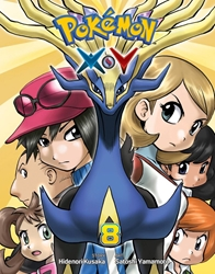 Picture of Pokemon XY GN VOL 08