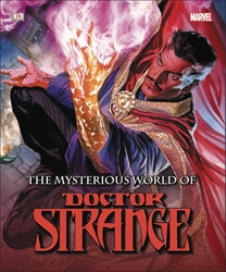 Picture of Mysterious World of Doctor Strange HC