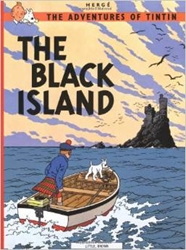 Picture of Adventures of Tintin Black Island GN