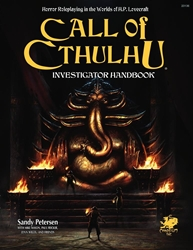 Picture of Call of Cthulhu Investigator Handbook HC 7th Edition