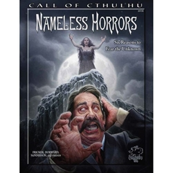 Picture of Call of Cthulhu Nameless Horrors