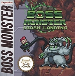 Picture of Boss Monster Crash Landing Mini Expansion