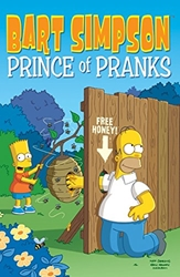 Picture of Bart Simpson Prince of Pranks SC