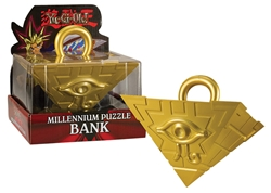 Picture of Yu-Gi-Oh! Millennium Puzzle Bank