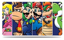 Picture of Mario Bros & Friends Play Mat