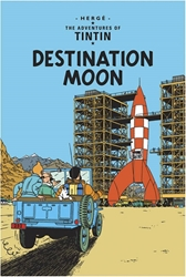 Picture of Adventures of Tintin Destination Moon GN